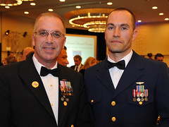 MCPOCG Leavitt attends 31st USO-Metro Annual Awards Dinner