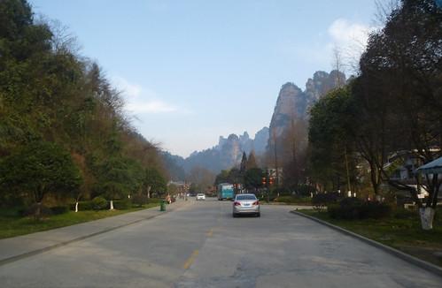 Hunan 13-Vers le Parc (4)