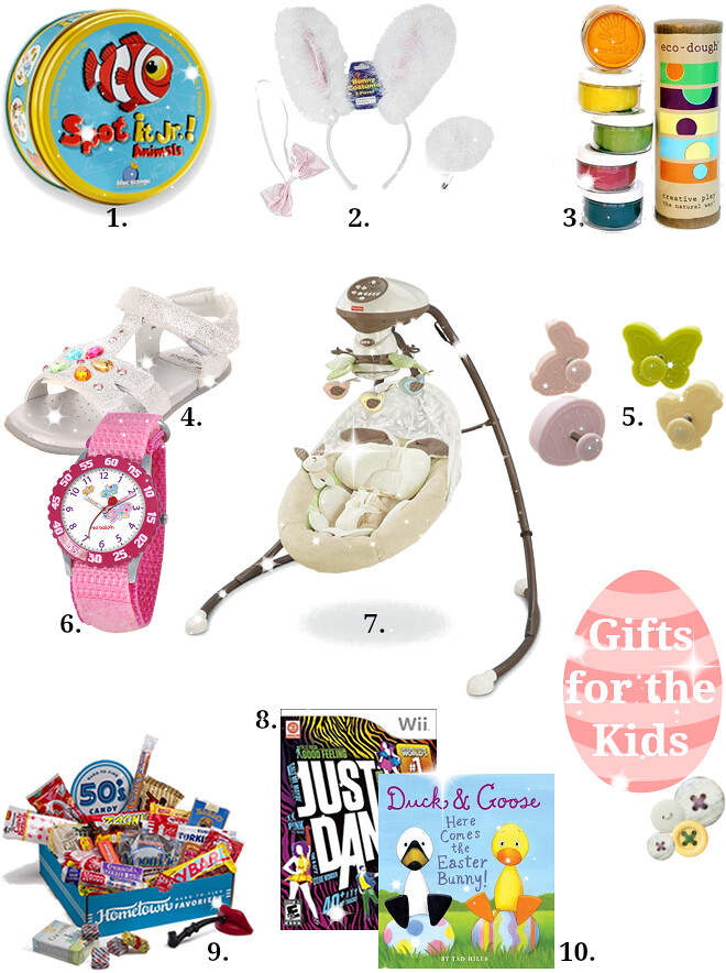 Easter gift ideas for your kids: Give them a little something that they are excited about