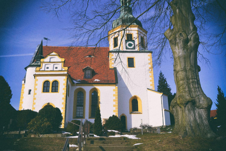 Kirche Struppen
