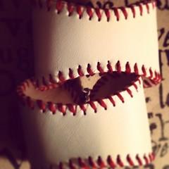 Baseball Sports Cuffs