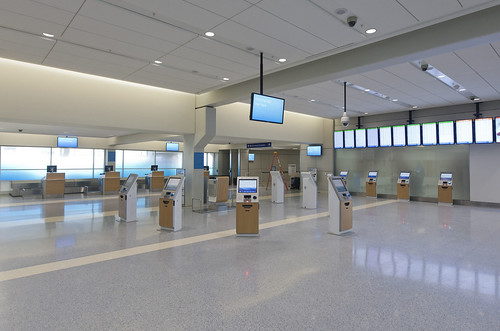 American Airlines Terminal A
