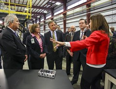 Carbon Fiber Technology Facility Dedication