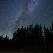 Perseid Meteor meteor composite by Star Mountain Media