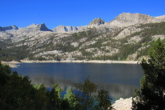 John Muir Wilderness/Kings Canyon National Park backpack