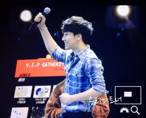 Seung Ri - V.I.P GATHERING in Harbin - 21mar2015 - Partnervi - 06