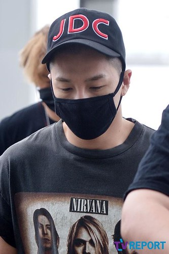 Big Bang - Incheon Airport - 26jun2015 - TV Report - 13