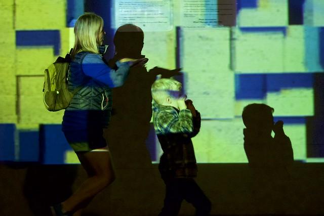 Kaleidoscope Fest 2016 featuring artist, Taslim Samji