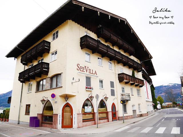 奧地利住宿Hotel Seevilla Wolfgangsee (23)