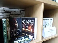 Steven A. McKay's Robin Hood books!
