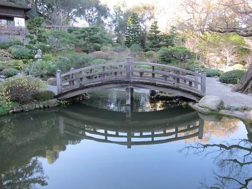 Hakone Japanese Gardens, Saratoga, CA, pond… IMG_2460
