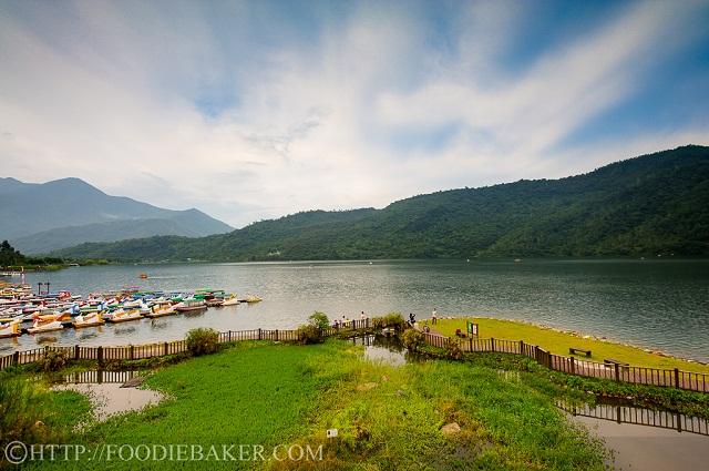 Carp Lake (Liyu Lake)