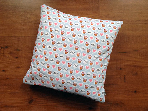 Hello Cupcake Cushion