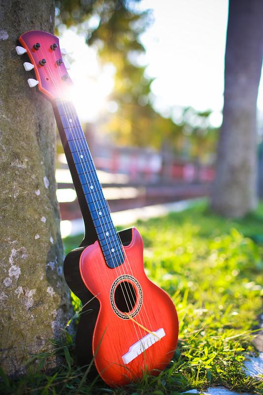 帶著吉他去流浪
