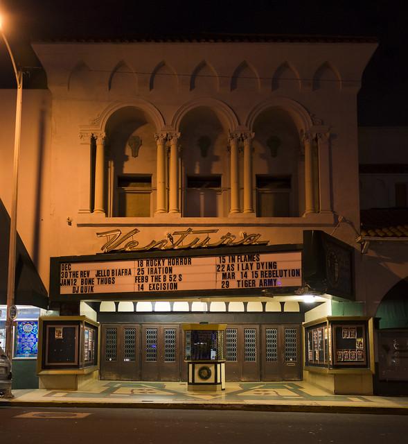 Movie Theatre Ventura