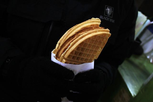 머꼬머꼬 - Waffle