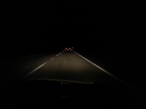 Dark of Night by Lisa's Random Photos
