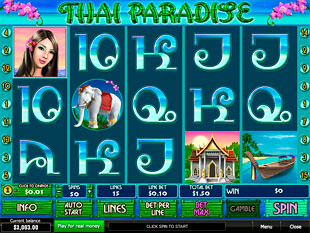 free play slot games thai paradise