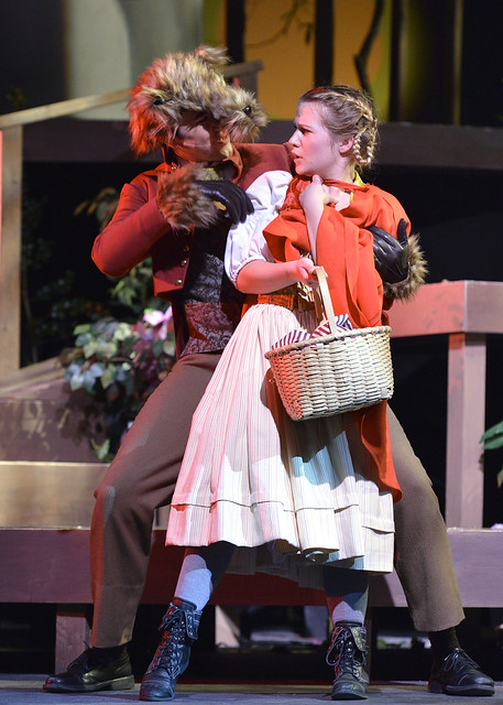Into The Woods: 2012