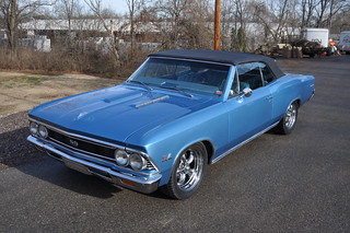 1966 Chevelle SS 396 Convertible