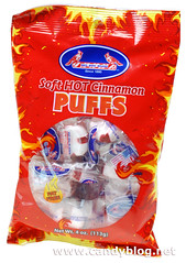 Soft Hot Cinnamon Puffs