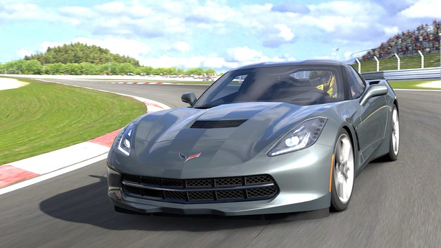Corvette C7 Stingray Gran Turismo 5