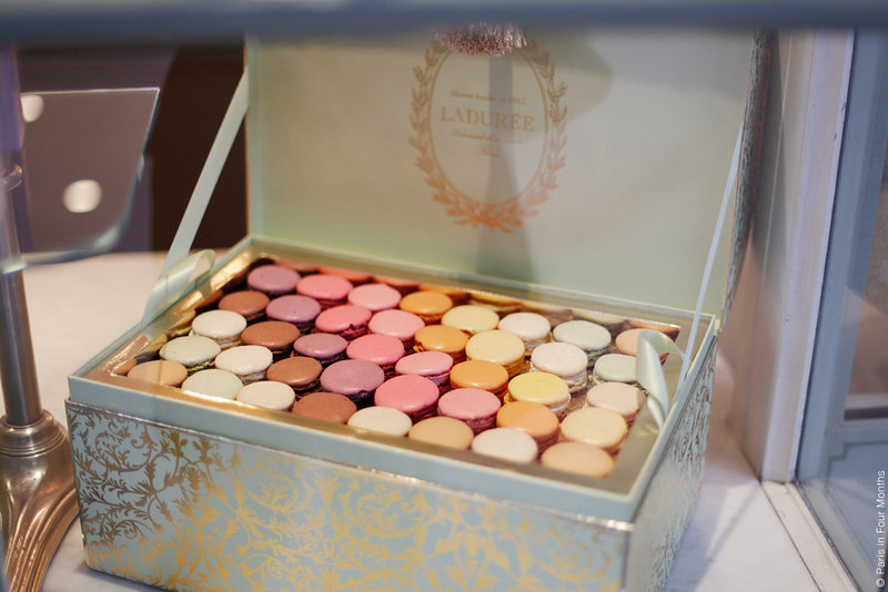 Ladurée by Carin Olsson (Paris in Four Months)