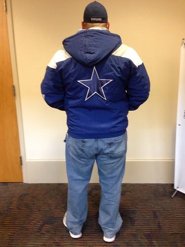 Vintage? Starter Cowboys Jacket