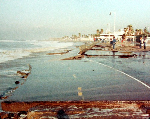 Venice Beach 1983 Storms