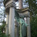 Engel auf dem Südfriedhof in Leipzig