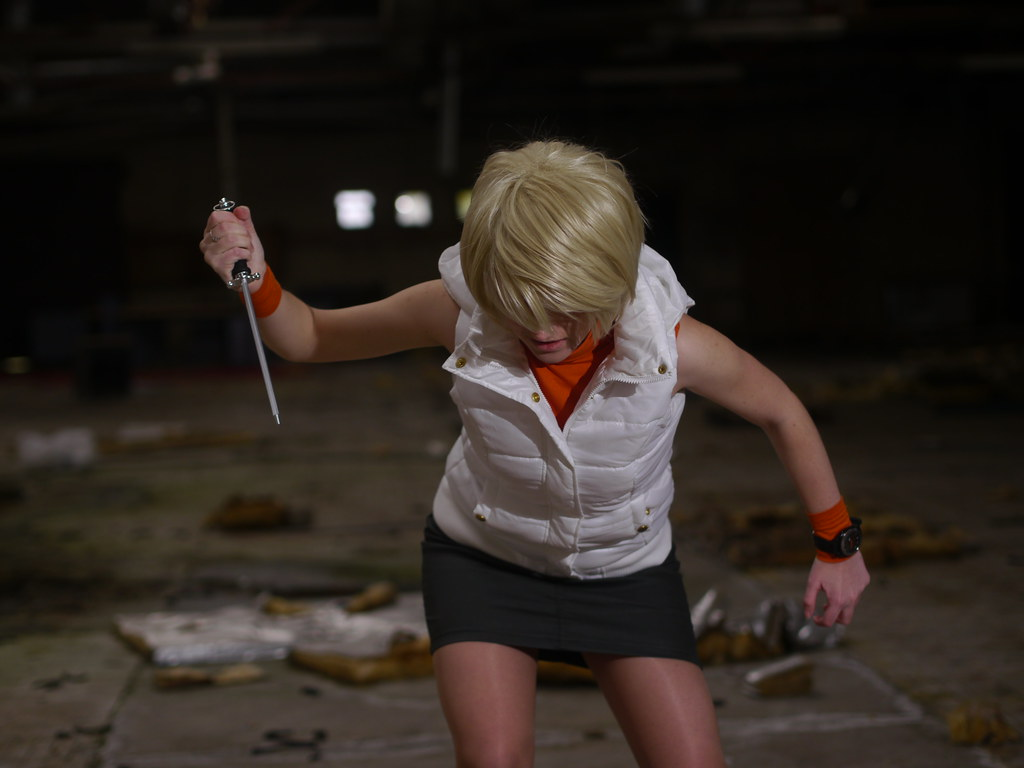 related image - Shooting Alice Madness - Heather - Silent Hill - Bordeaux - 2013-01-13- P1530149