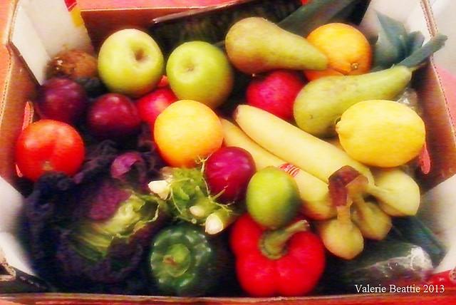 fruit veg box scheme