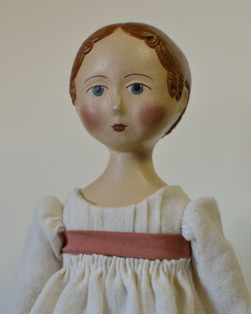 Gail Wilson Jane Austen doll