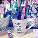 Dia 22- Amo canecas! ♥