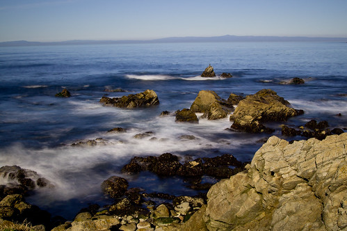 ocean nature water northerncalifornia misty day minolta clear pebblebeach 17miledrive a57 ndfilter sonyalpha