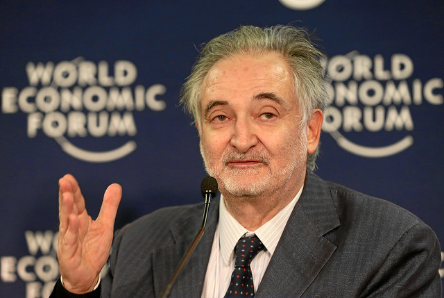 Press Conference: Jacques Attali