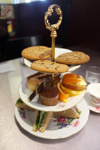 Victorian Tea Time Snacks