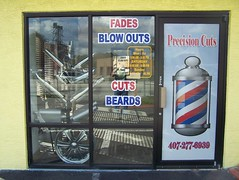 Precision Cuts Barber Shop at Superior Muffler