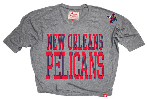 NEW ORLEANS PELICANS SHIRT BY SPORTIQE APPAREL