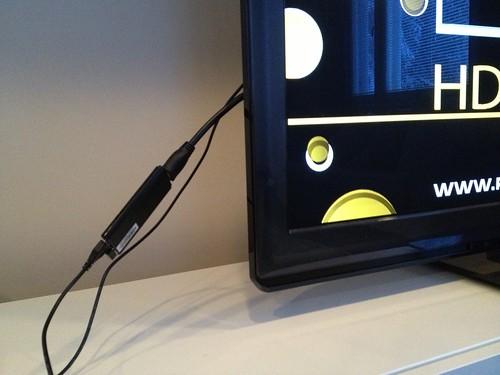 SmartTV kiinni TV:ssä