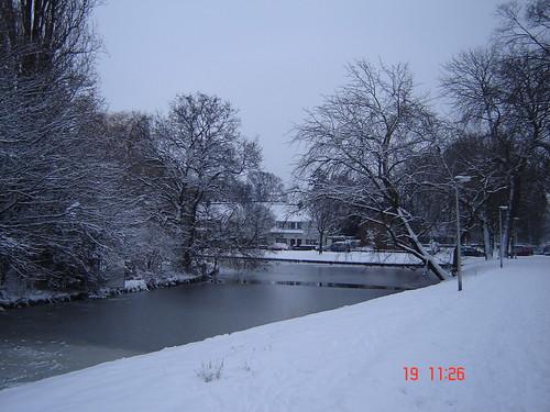 Nevicata Olandese!! by meteomike