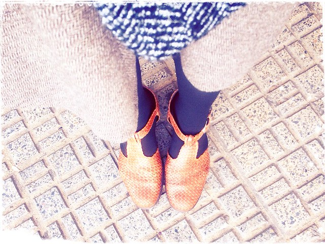 Vintage shoes
