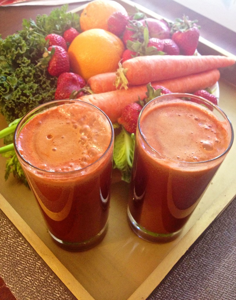 Bay Area Fashion and Lifestyle Blog - The Sneaky Strawberry Juice Recipe