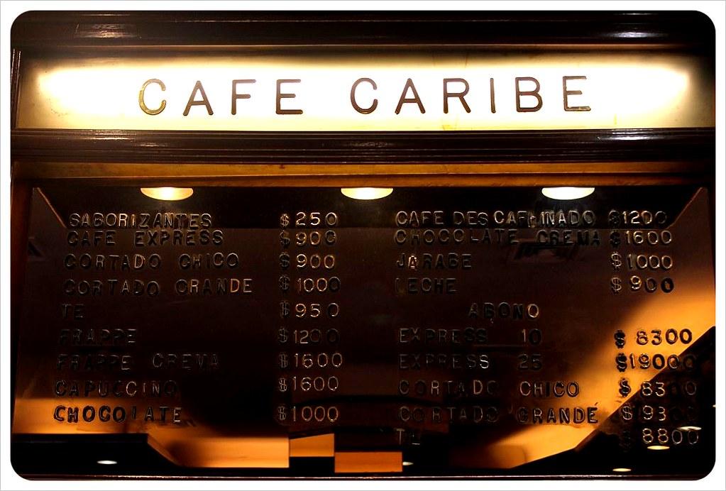 cafe con piernas cafe caribe