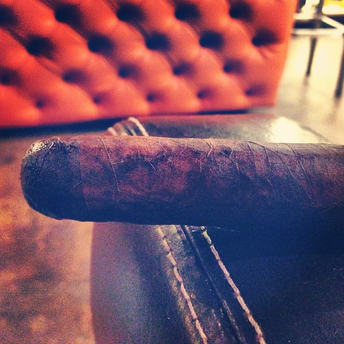 A @lfdcigars cabinet maduro