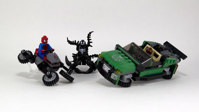 76004 Spider-man: Spider Cycle Chase Review