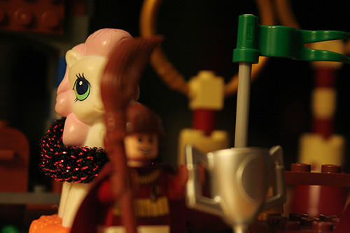 31/365 :: pony photobomb