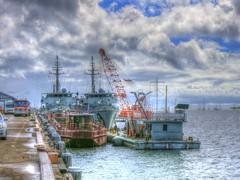 Cairns docks
