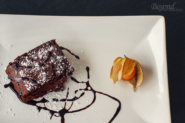 Physalis Brownies