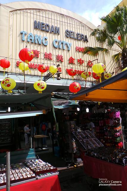 medan selera tang city